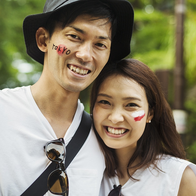 Japan-UK people