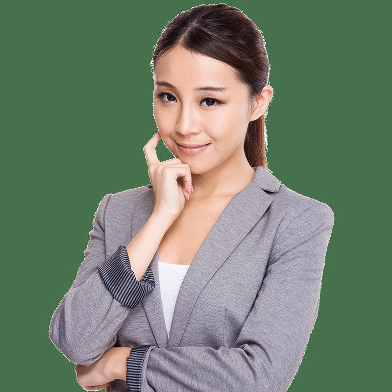 Japan-UK Business woman