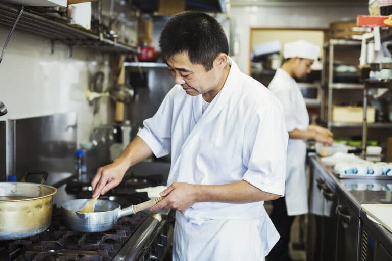 Cooking in Tokyo Style